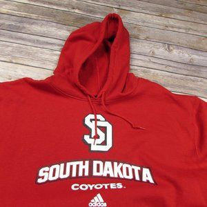 Adidas University Of South Dakota Coyotes Hoodie